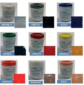 Pigmentos Em Pasta Várias Cores Para Resinas Epóxi E Poliéster
