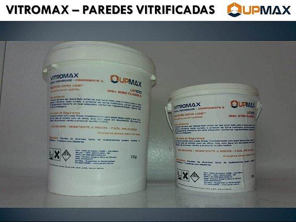 TREINAMENTO de VITROMAX - PAREDES VITRIFICADAS 1 REAL