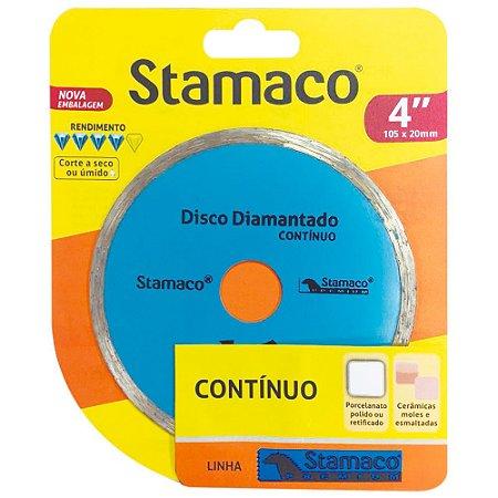 DISCO CORTE DIAM. 4 STAMACO BRONCO SEGME