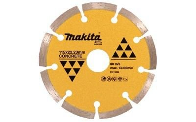 DISCO CORTE DIAM. 4 MAKITA D37552 SEGME