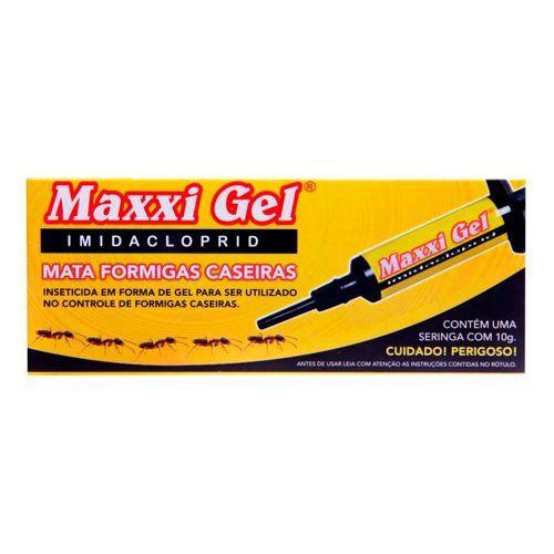 FORM.MAXXI GEL C/10GR