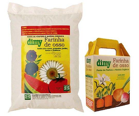 DIMY FARINHA DE OSSO C/0500GR