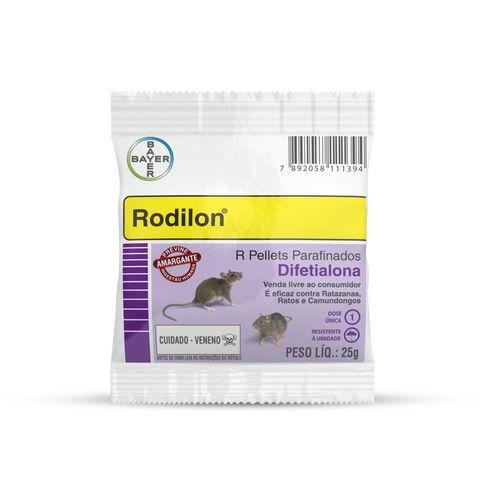 RATICIDA RODILON C/25GR      *