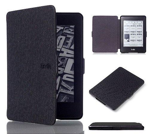 Case Capa Kindle 8 Geração Fecho Magnético Auto Sleep