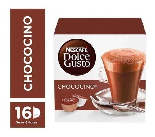 Capsula De Café P/ Cafeteira Dolce Gusto - Chococino 16 Unid