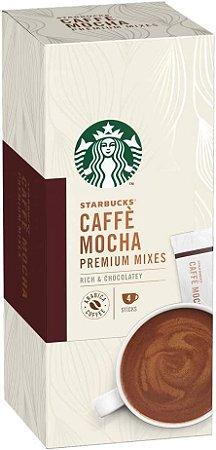 Sachê Solúvel Starbucks Mocha - 4 unidades