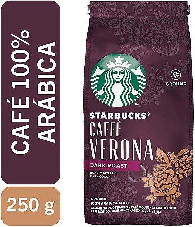 Café Torrado e Moído Starbucks Caffè Verona 250g