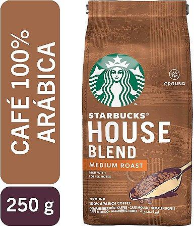 Café Torrado e Moído Starbucks House Blend 250g