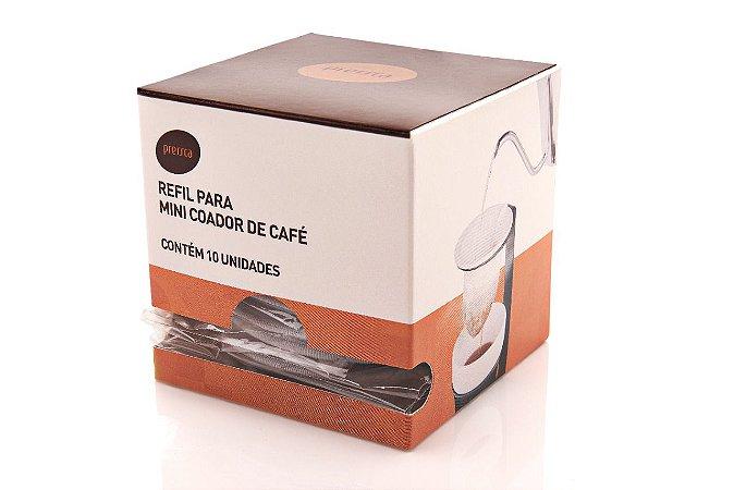Refil para Mini Coador de Café Pressca 10 Unidades