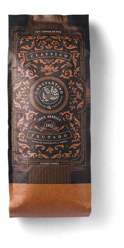 Café Em Grão Constantino Especial Minas Gerais 1kg