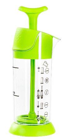Cremeira Espumador Aeroccino Pressca - Verde