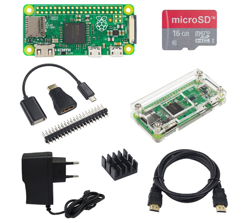 Kit Raspberry Pi Zero W