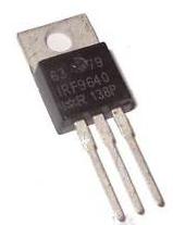 MOSFET de potência IRF9640 T0-220
