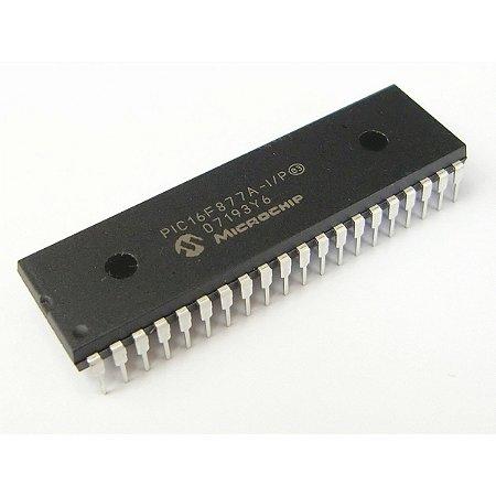 Microcontrolador Pic16f877