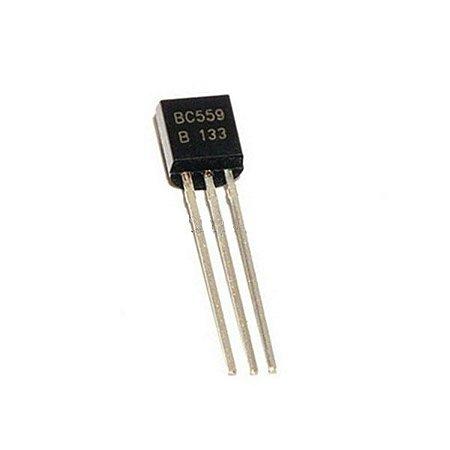 Transistor PNP BC559 TO-92