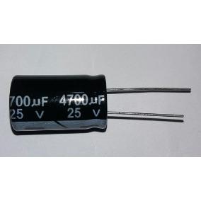 Capacitor Eletrolítico 4700uf 25v
