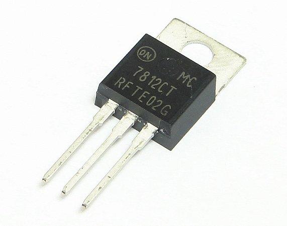 Regulador de tensão 7812CT TO-220