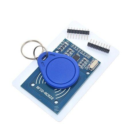 Módulo Leitor RFID interface MFRC522