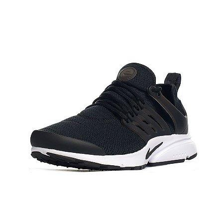 détaillant en ligne 1de41 395e1 Tênis Nike Presto Preto-Branco