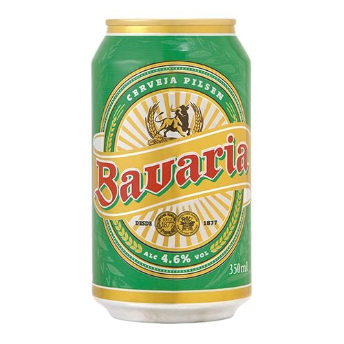 BAVARIA LATA 350 ML