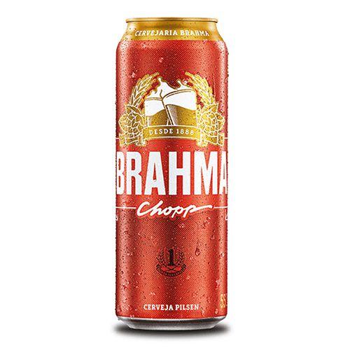 Brahma latão 550ml