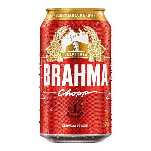 Brahma zero lata 350ML