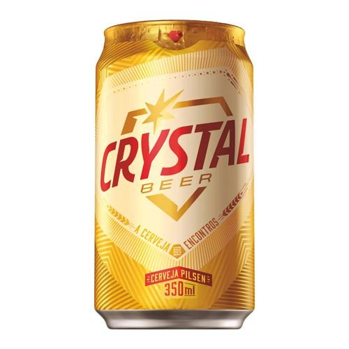 CRYSTAL LATA 350 ML