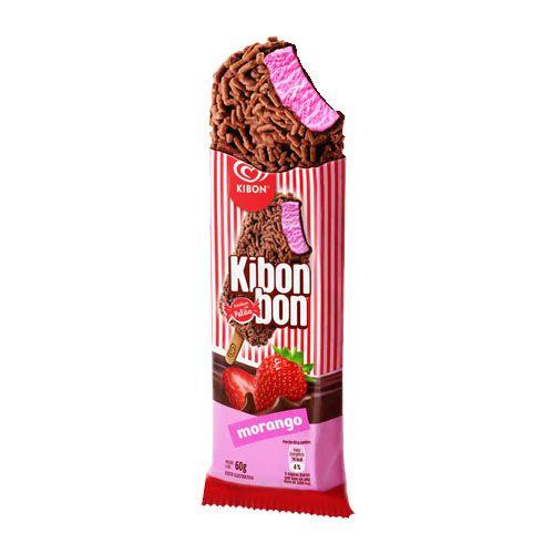 KIBON PALITO KIBONBON MORANGO 77ML
