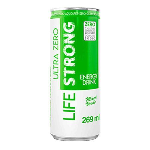 Energético LIFE GREEN APPLE 269ML