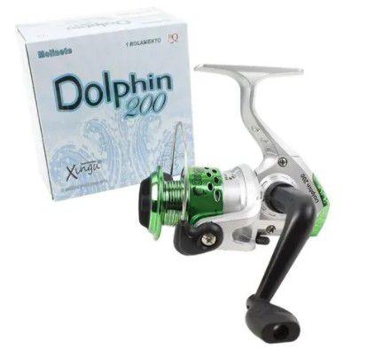 MOLINETE XINGU DOLPHIN 200 IBB XV2533 VERDE