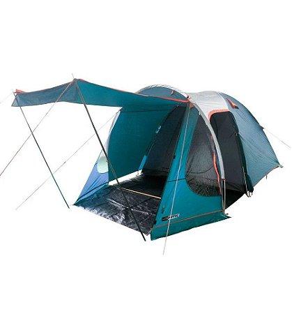 Barraca Camping Nautika 3/4 Pessoas Coluna D'agua 2500mm