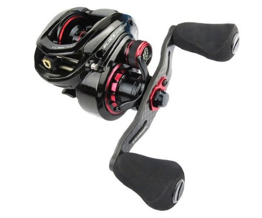 CARRETILHA MARINE SPORTS LUBINA BLACK WIDOW GTS DIREITA