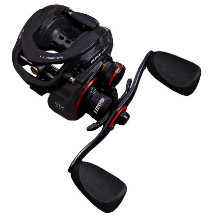 CARRETILHA MARINE SPORTS LUBINA BLACK WIDOW GTX DIREITA