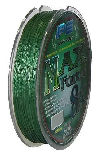 LINHA MULTIFILAMENTO MARURI 8X PE MAX 150M 0,30MM