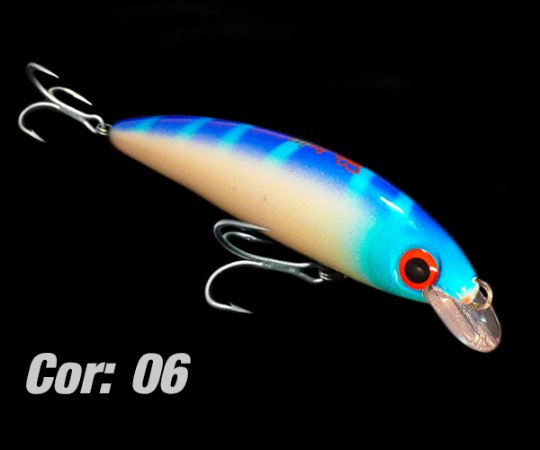 ISCA ARTIFICIAL BORBOLETA JUJU COR 06 11G 7,5CM FLOATING