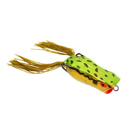 ISCA ARTIFICIAL MARINE SPORTS POPPER FROG 55 COR 179