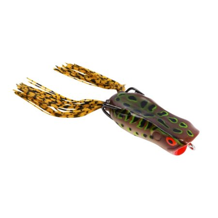 ISCA ARTIFICIAL MARINE SPORTS POPPER FROG 55 COR 181