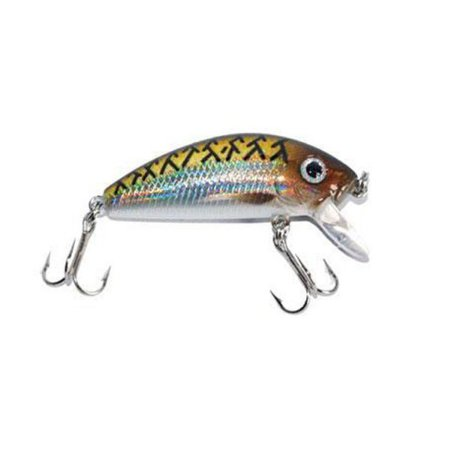 ISCA ARTIFICIAL STRIKE PRO MUSTANG MINNOW45 MG-002F COR 523