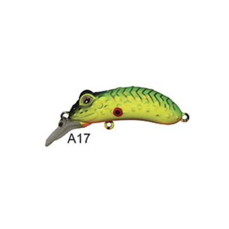 ISCA ARTIFICIAL STRIKE PRO WARTED TOAD55 EG-097B COR A17