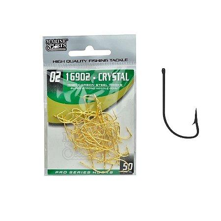 ANZOL CARTELA CRYSTAL 16902 4 C/50