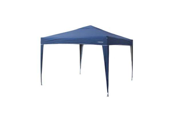 Gazebo Dobrável Trixx Azul 3x3m - Nautika