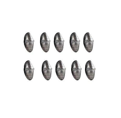 KIT COM 10 CHUMBADAS TRADICIONAL 17 GRAMAS