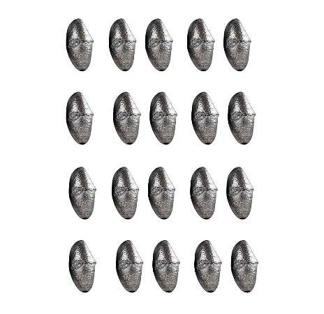 KIT COM 20 CHUMBADAS TRADICIONAL 17 GRAMAS