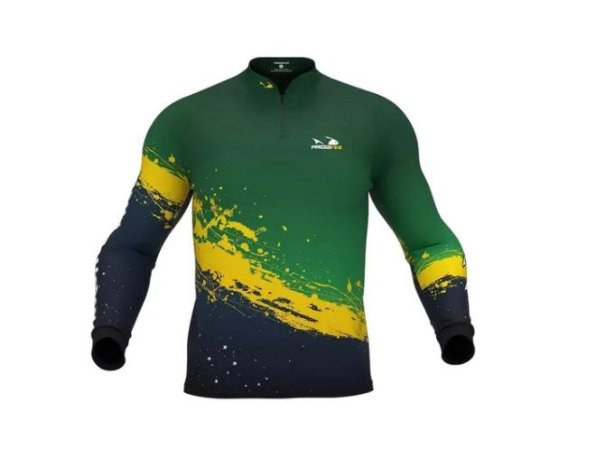Camisa Camiseta Pesca Presa Viva Pv Masculino 10 GG