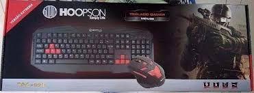 Kit Teclado E Mouse Gamer Usb Hoopson Tpc-028