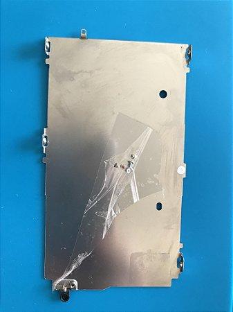 Blindagem Traseira do Display Iphone SE + Parafusos