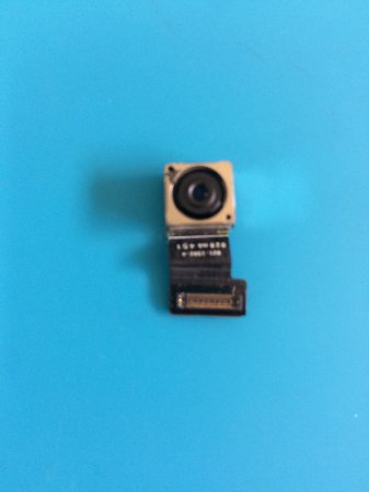 Camera Traseira Iphone 5s Original Apple!