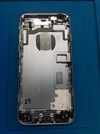 Carcaça Iphone 6S Cinza Espacial Original Apple Retirada de Aparelho!!