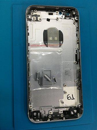 Carcaça Chassi Iphone 6s Cinza Espacial Original Apple!!