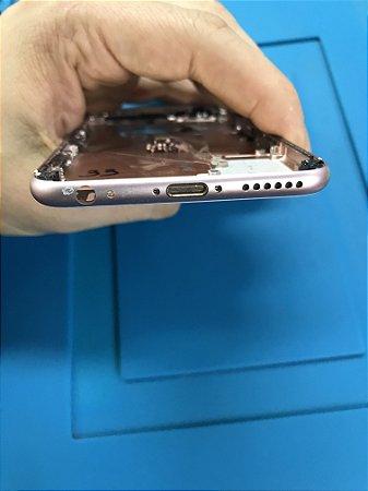 Carcaça Chassi Iphone 6s  Rose Original Apple Pequeno detalhe!!